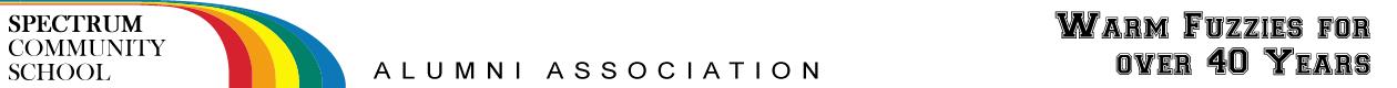 Spectrum Alumni Association